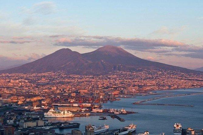 Pompeii, Vesuvius & Herculaneum from Naples - Low Cost