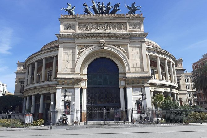 Palermo: the welcome tour and ice cream tasting