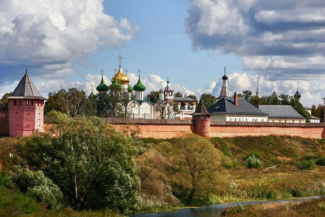 Trip to Vladimir and Suzdal from Moscow