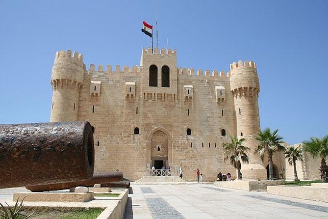 Full-Day Private Guided History Tour of Alexandria from Cairo