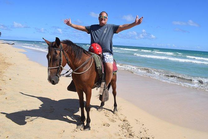 Horseback Riding Tour from Punta Cana