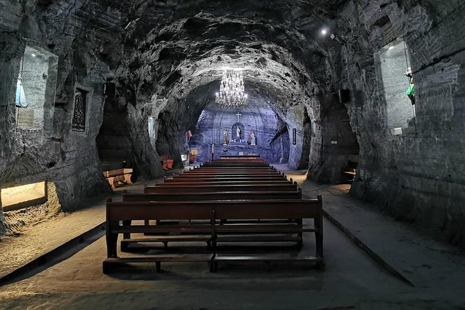 Full-Day Guatavita and Salt Cathedral Group Tour from Bogotá