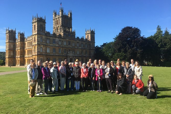 Downton Abbey English Countryside (Private Full Day Excursion)