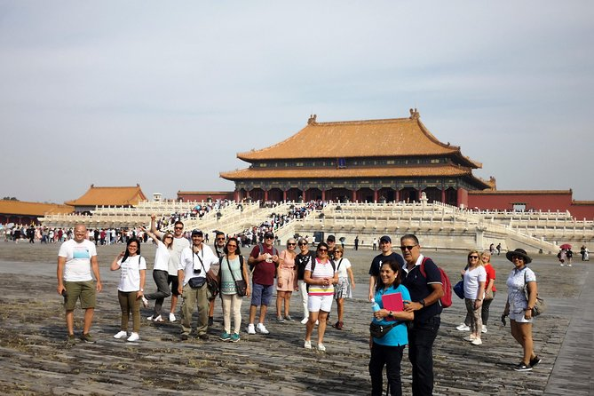 2-Day Shore Excursion Tianjin Port to Beijing and Badaling Great Wall