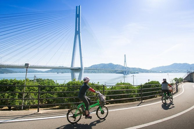 Shimanami Kaido Cycling 2D1N tour with Guide (from Onomichi)