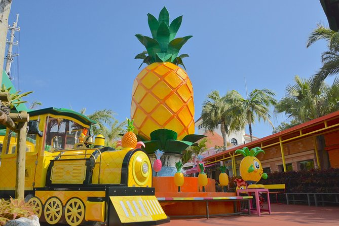 Nago Pineapple Park Attraction Tickets