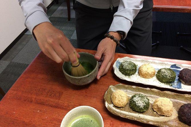 Vegan Japanese Sweets and Matcha