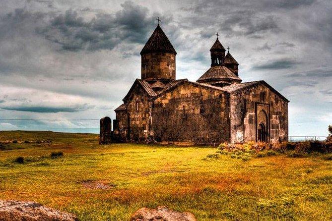 Yerevan - Saghmosavank - Dsegh - Yerevan