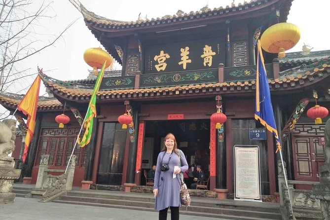 Private Chengdu City Sightseeing Day Tour