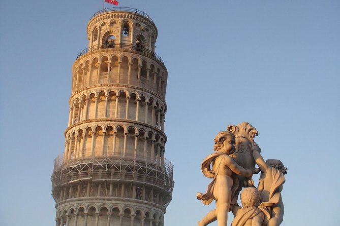 Day trip from La Spezia pier: Florence and Pisa highlights - private tour