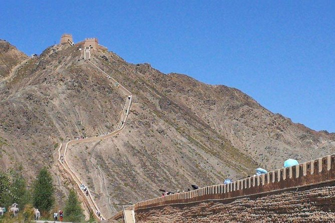 Private Full-Day Tour to Jiayuguan and Xuanbi Great Wall