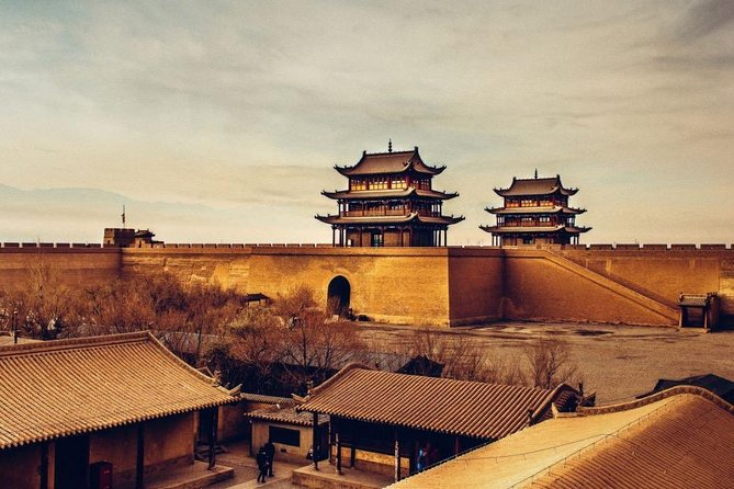 Private One Way Transfer to Jiayuguan from Zhangye