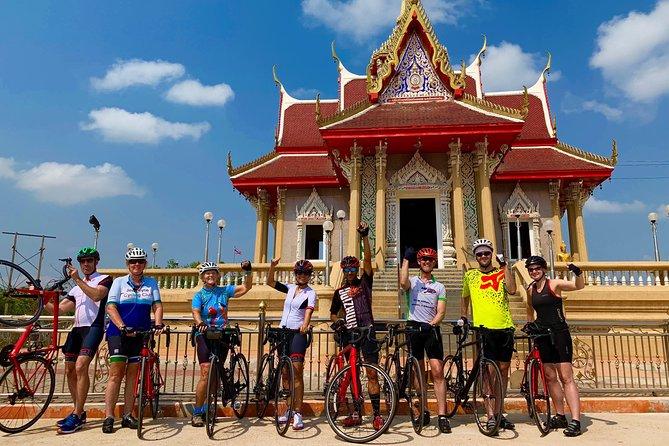 Cycle Tour from Bangkok to Phuket