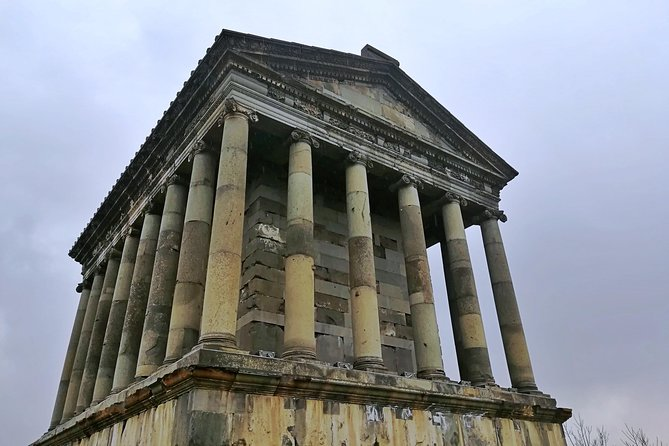 Private tour of the Garni Temple and Stone Symphony