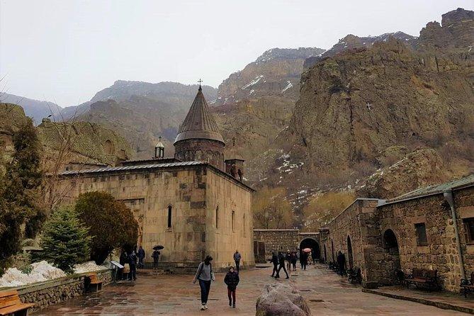 Private tour to Garni Temple and Geghard Monastery