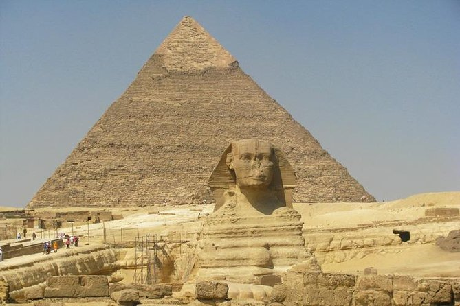 Full Day Tours to Giza Pyramids, Sakkara and Dahshur photo 8