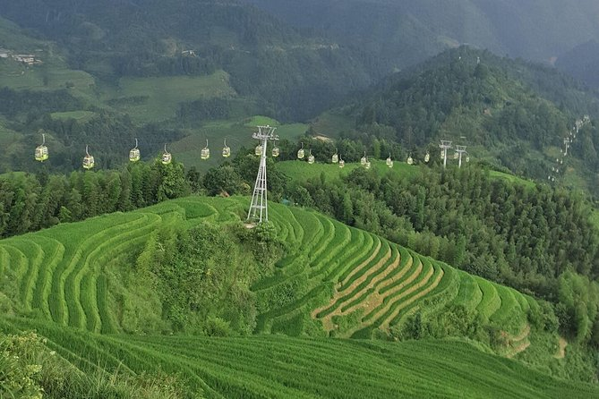 1-Day Longji Terrace Fields-Dazhai village Tour with the English Speaking Driver
