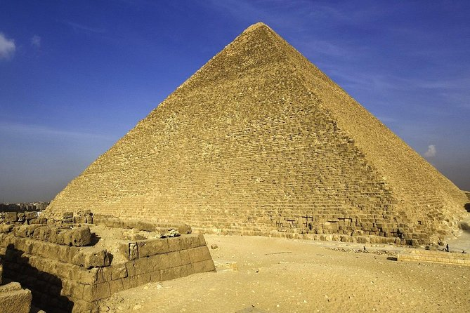 Full Day Tours to Giza Pyramids, Sakkara and Dahshur photo 9