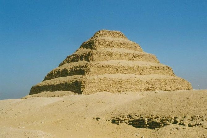 Full Day Tours to Giza Pyramids, Sakkara and Dahshur photo 6