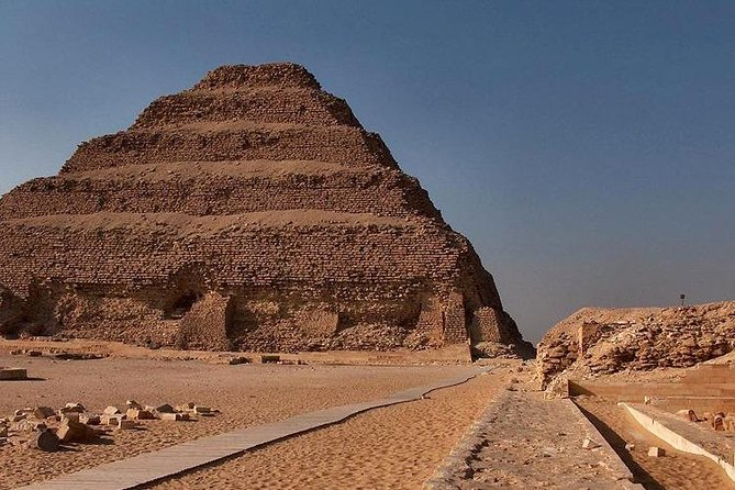 Full Day Tours to Giza Pyramids, Sakkara and Dahshur photo 7