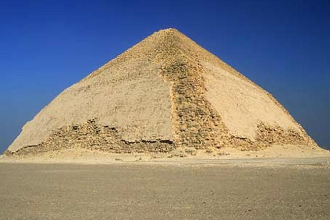 Full Day Tours to Giza Pyramids, Sakkara and Dahshur photo 4