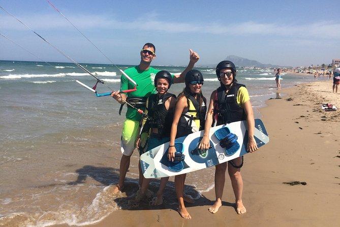 Learn Kitesurf and Paddlesurf - 2 Days Experience