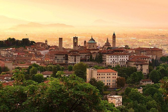 Bergamo PRIVATE Guided tour