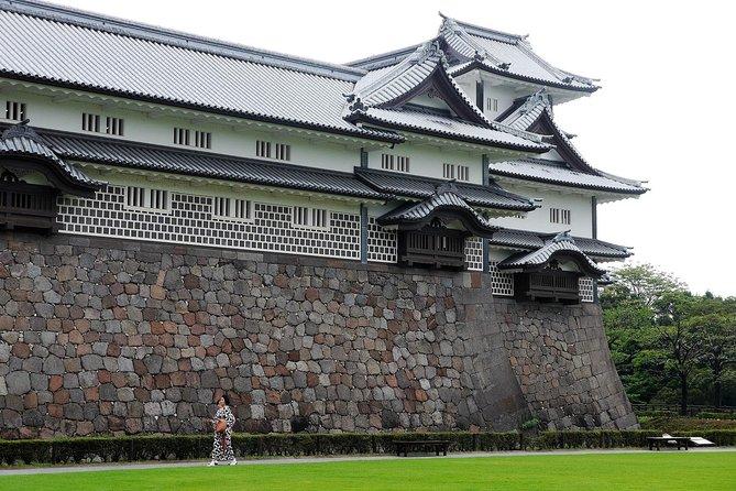 Kanazawa Custom Half Day Tour