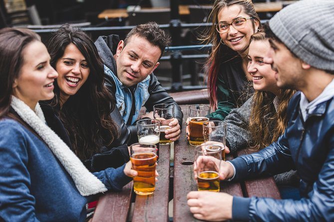 Pub Crawl Uaipur (3 Hours Guided Nightlife Experience)