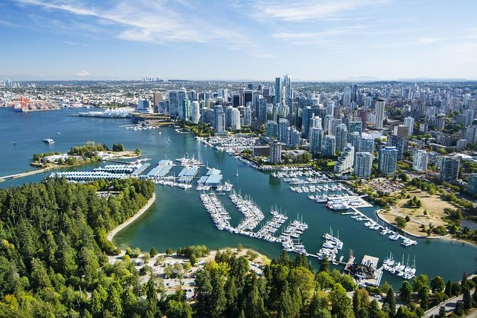 Small-Group Vancouver City & North Vancouver Full Day - Private Safe Tour
