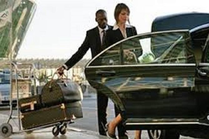 Airport Pick Up & Drop Off