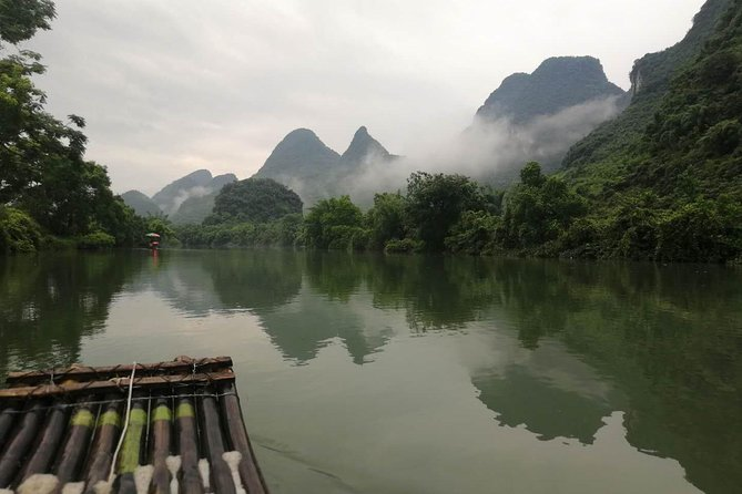 5-Day Guided Private Tour from Guilin to Chengdu with Lunch