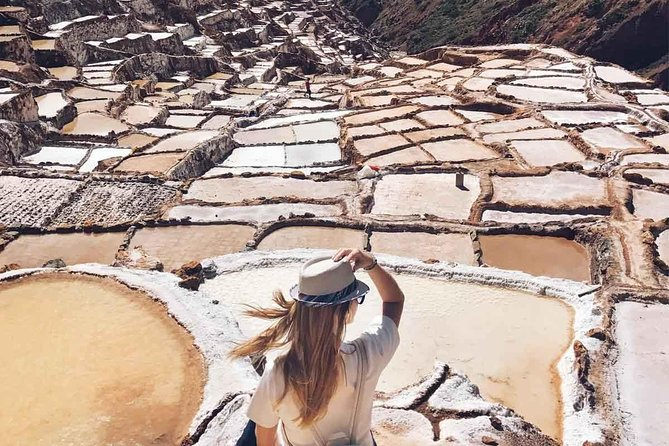 Maras salt mines & Moray - Fantastic