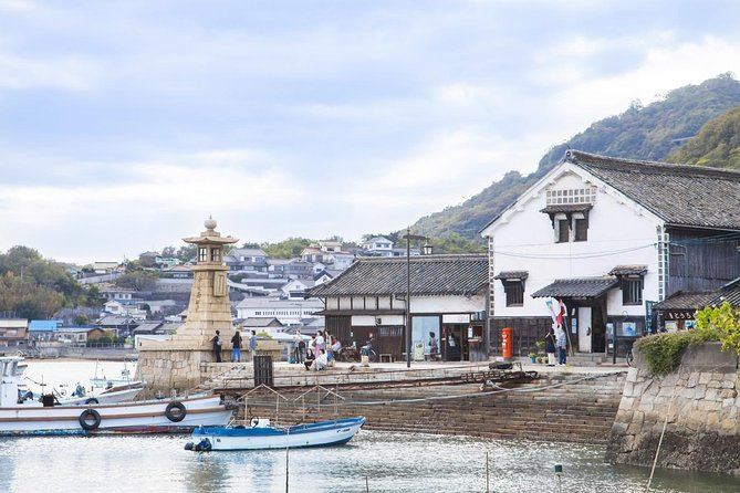 Fukuyama/Tomonoura Full-Day Private Tour with Nationally-Licensed Guide