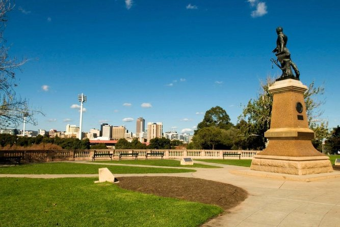 Explore Adelaide City Tour: Haigh's Tasting Chocolate & Adelaide Oval Tour