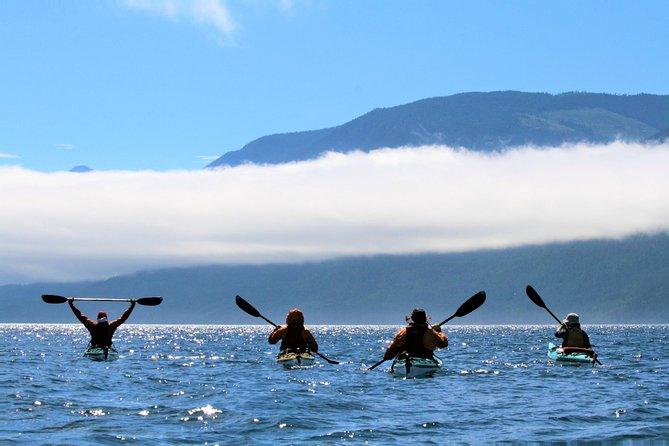 Vancouver Day Kayak Journey