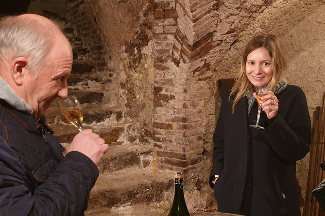 """3 days in Champagne - """"Aromas"""" experience"""