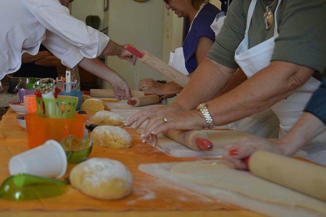 Half Day Amalfi Coast Sorrento Cooking Class School at Farmhouse