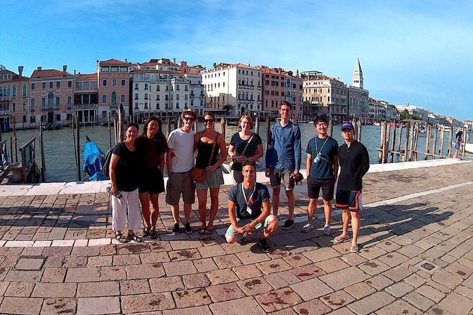 Walking Tour of Venice Highlights - Small Group Tour