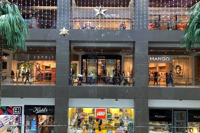 Shopping + Costanera Center