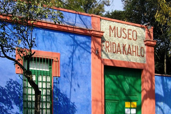 Mexico City: Museums of Coyoacan Private Tour