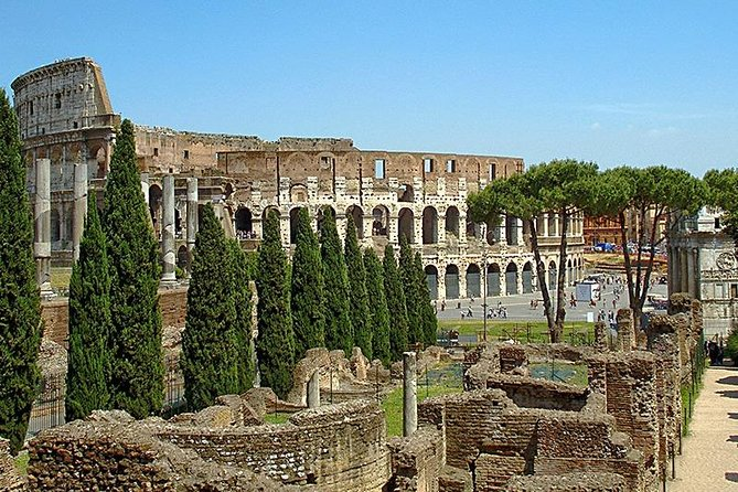 Ancient Rome Virtual Guided Tour (Times in EST)