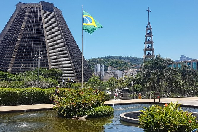 Highlights of Brazilian History and Culture Half-Day Tour