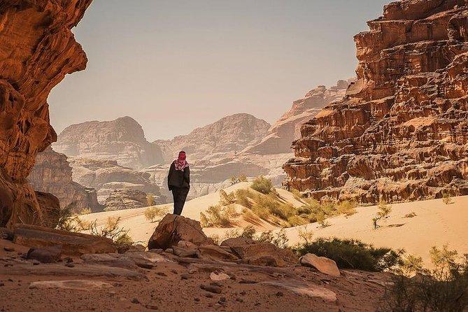 Jordan Through the Golden Triangle - Aqaba, Wadi Rum and Petra