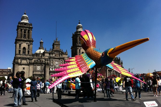 Mexico City: Customizable Tour with a Private Guide