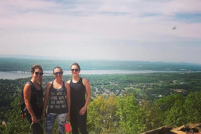 2 Day Hudson Valley Hiking, Wineries, Walkway Over the Hudson, Beacon, NY Trip