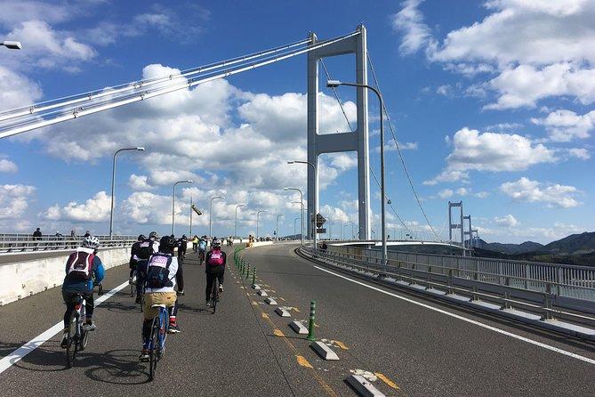 Shimanami Kaido One-Day E-bike Cycling Tour
