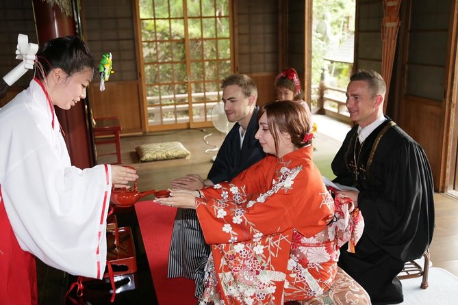 Japan Destination Wedding and Elopement Service
