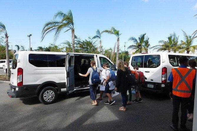 All Inclusive Private Airport And Inter- Island Transfer ( Round Trip )