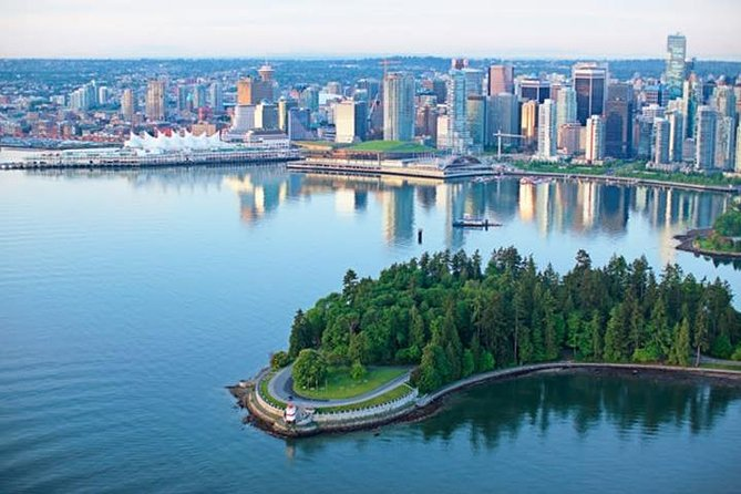 Vancouver Canada City Indepth Tour Private